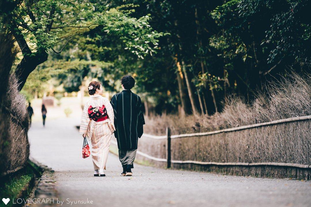 Miyu×Toshio   カップルフォト