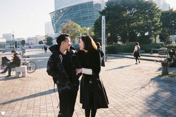 1st anniversary | カップルフォト