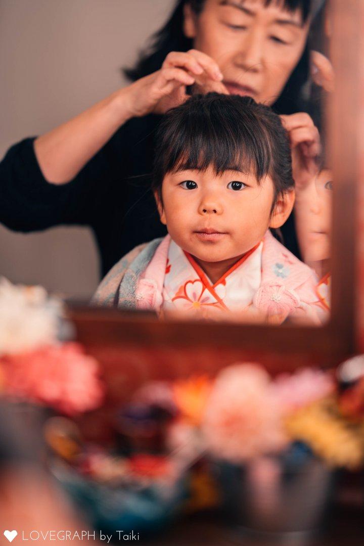 Yamada Family | 家族写真(ファミリーフォト)
