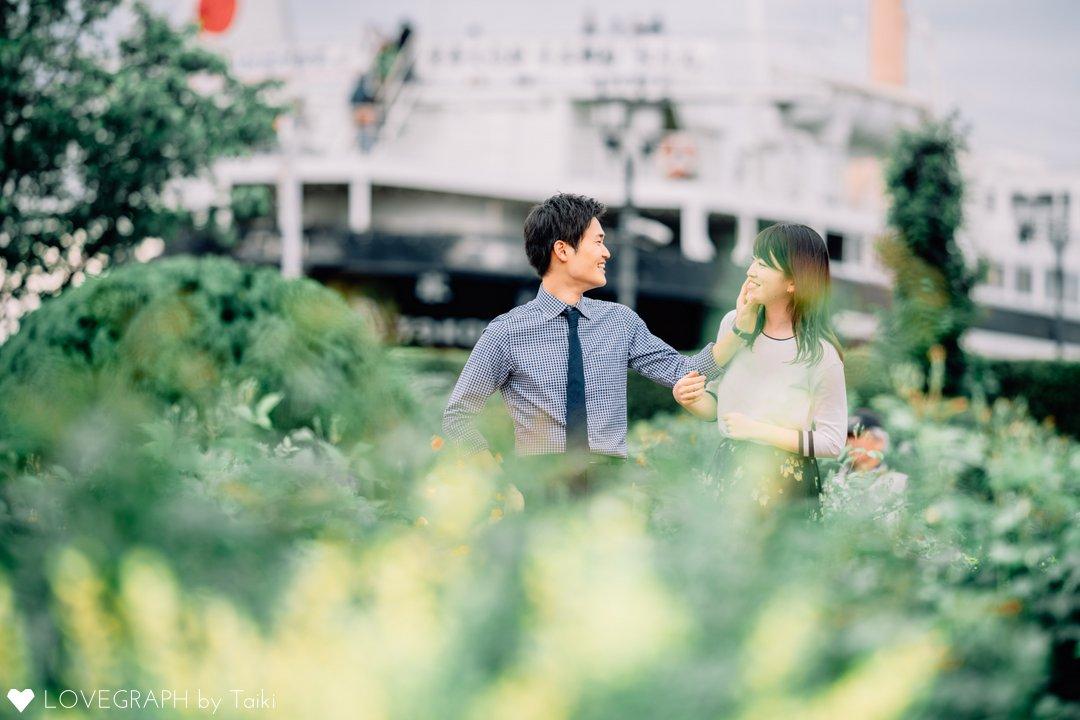 Yusuke×Marina   夫婦フォト