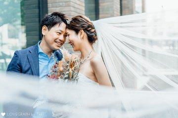 Kazuma × Mayuka's Wedding | カップルフォト