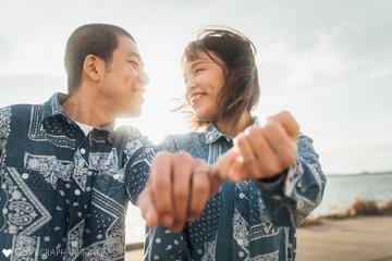猿とその妻 | 夫婦フォト