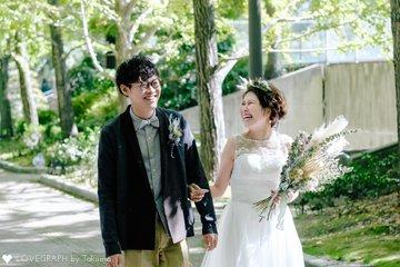 Hideyuki × Nanae | 夫婦フォト