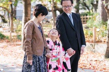 Miku 7years ceremony | 家族写真(ファミリーフォト)