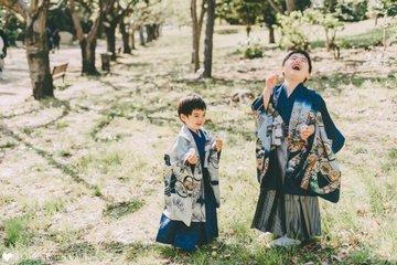 七五三ファミリーフォト | 家族写真(ファミリーフォト)