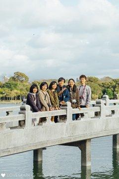 nayu × Friends   フレンドフォト(友達)