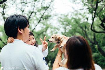 Ichika's 5th Birthday | 家族写真(ファミリーフォト)