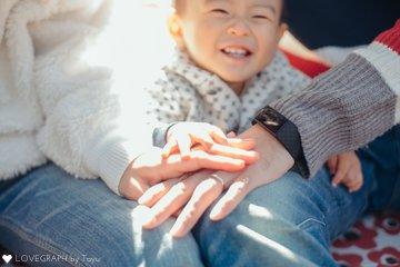 理人1歳誕生日 | 家族写真(ファミリーフォト)