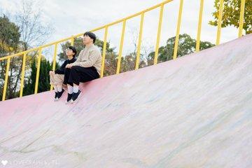 Koki ✕ Yoshino   夫婦フォト