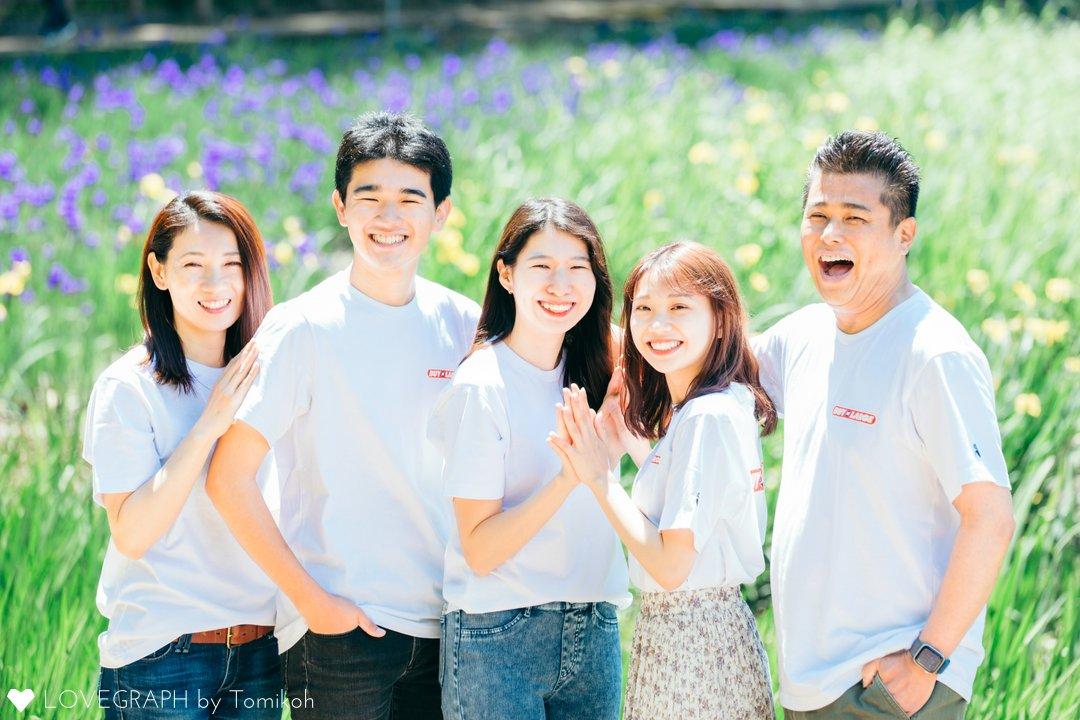 S | 家族写真(ファミリーフォト)