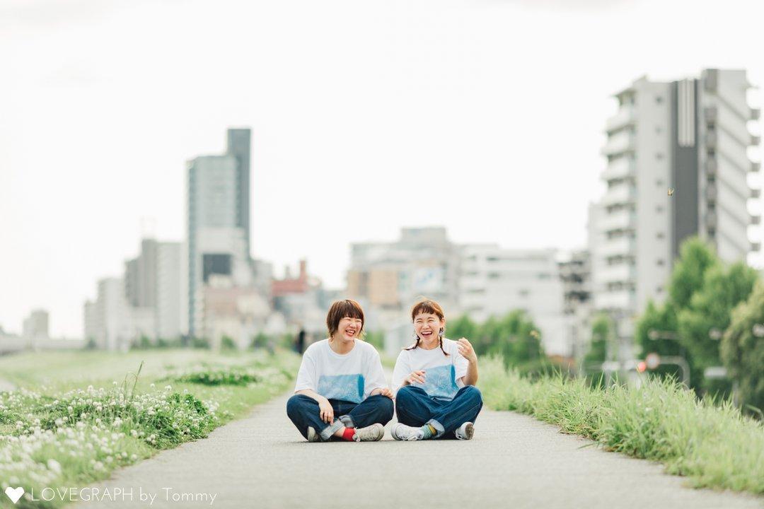 Aimi&MAYOPON! | フレンドフォト(友達)