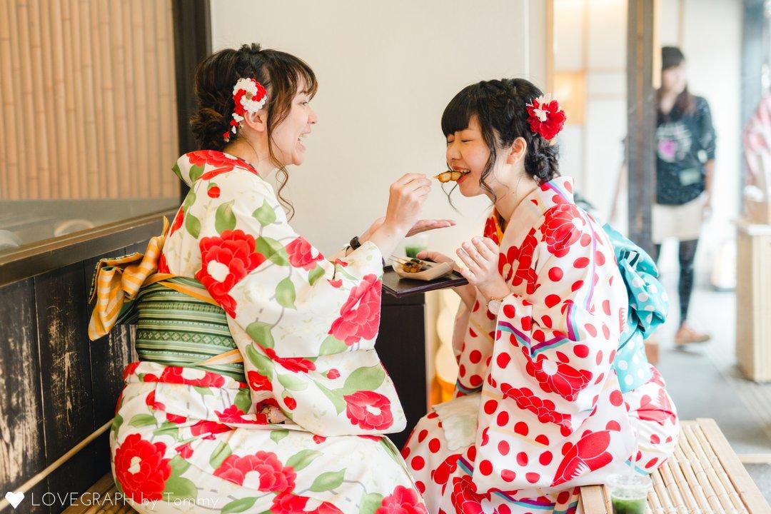 Haruna & Tomomi   フレンドフォト(友達)