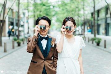 masaki & miho | 夫婦フォト