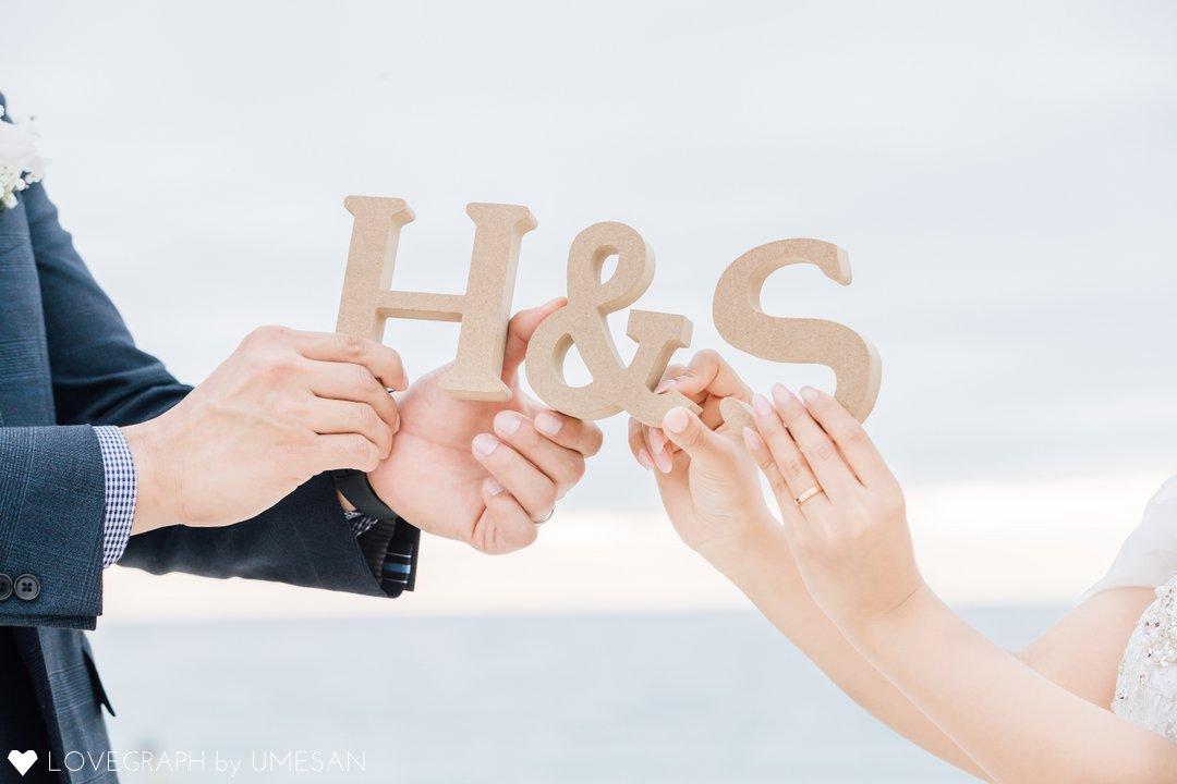 H × S | カップルフォト