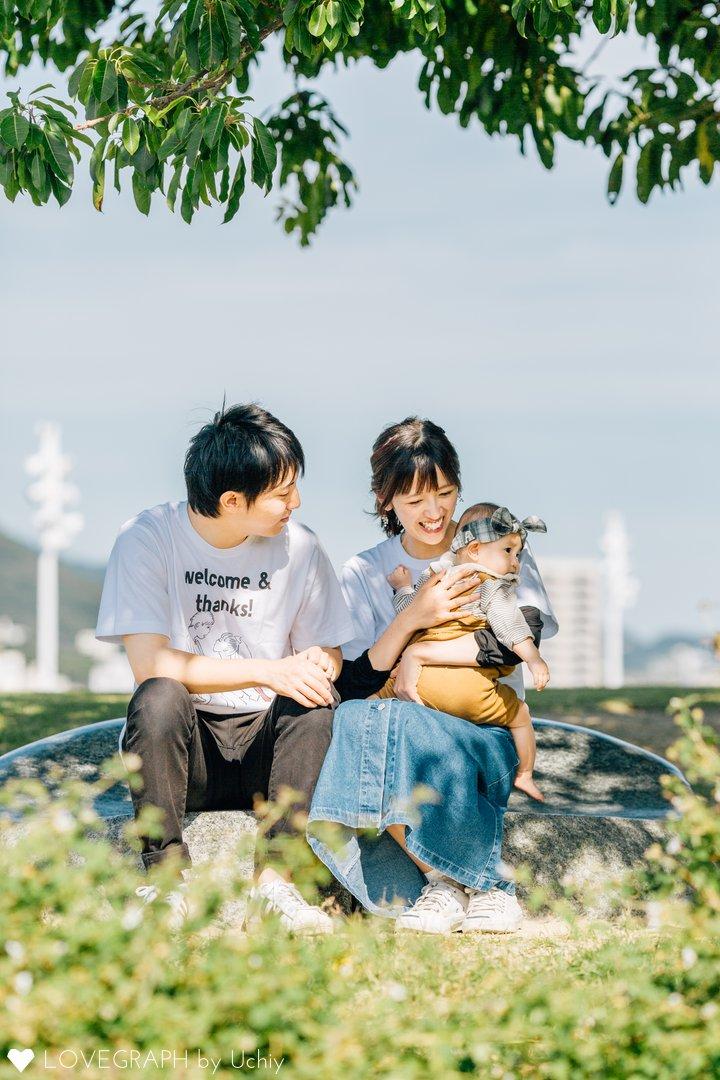 Rinrin Family | 家族写真(ファミリーフォト)