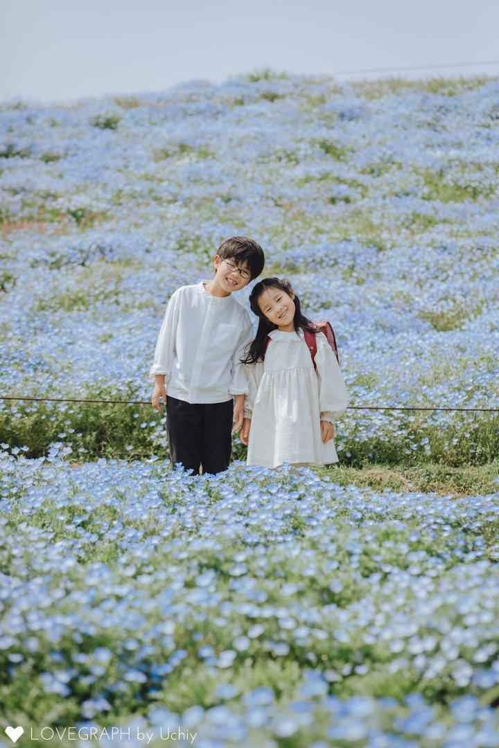 Miku & Haruse | 家族写真(ファミリーフォト)