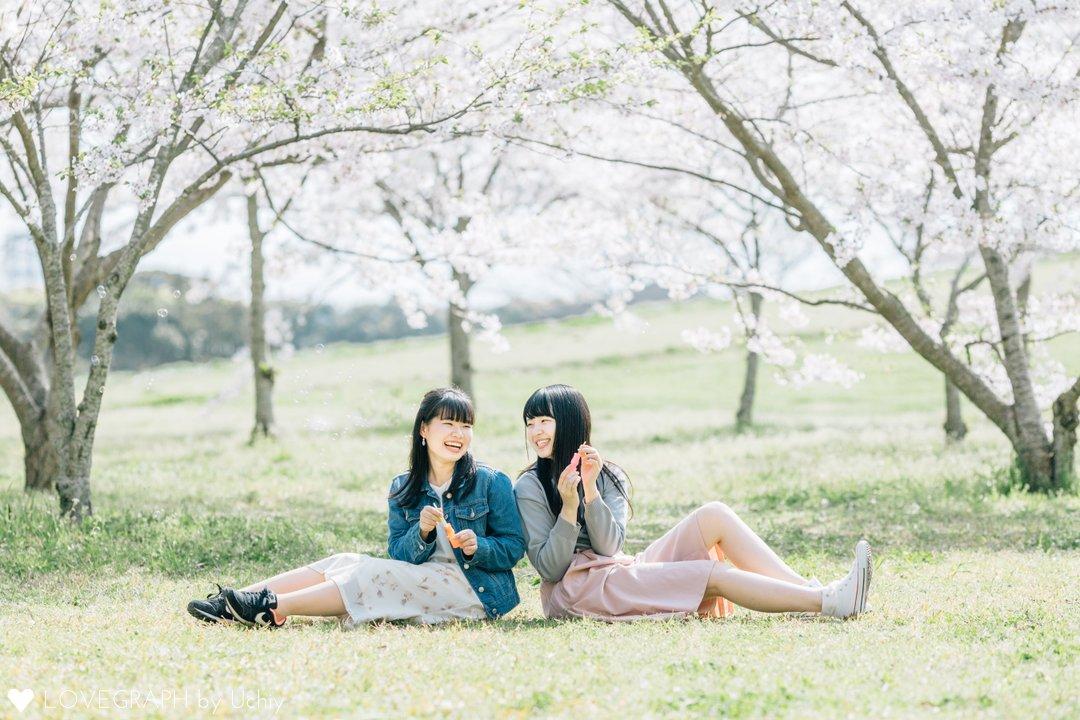 Fuka × Momoka   フレンドフォト(友達)