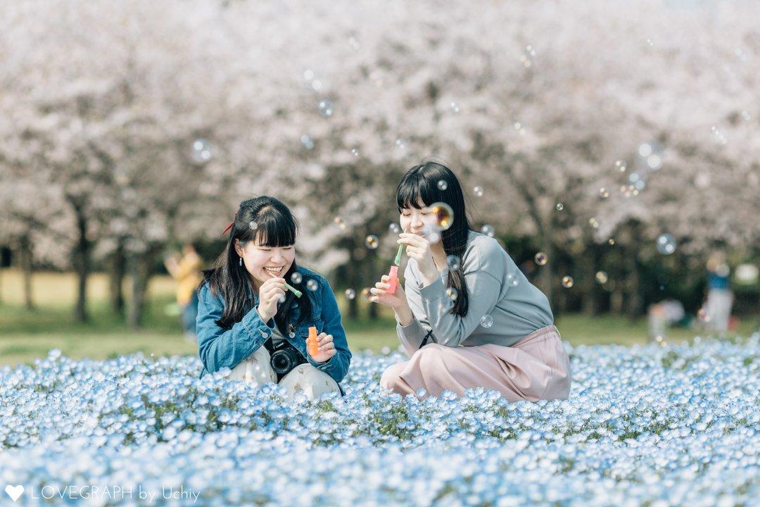Fuka × Momoka | フレンドフォト(友達)