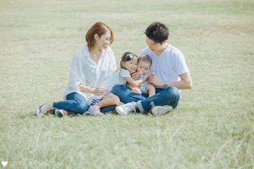 Issey✖️Hinata | 家族写真(ファミリーフォト)