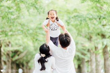 Nana's 4th Birthday | 家族写真(ファミリーフォト)