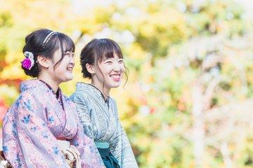 shiori & miki | フレンドフォト(友達)