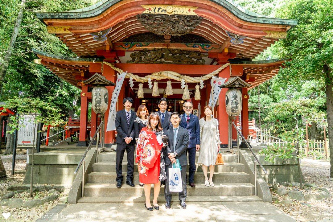 Nanaka Omiyamairi | 家族写真(ファミリーフォト)
