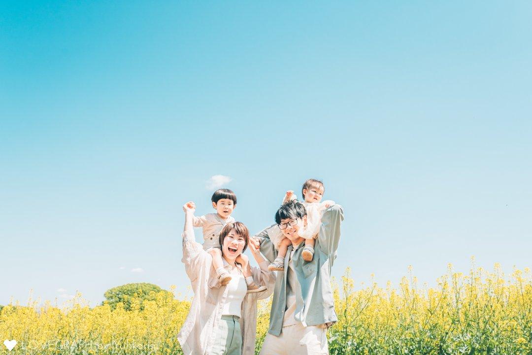 チューリップ | 家族写真(ファミリーフォト)