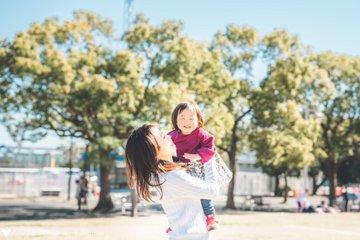 Reia's Family 2歳の記念に | 家族写真(ファミリーフォト)