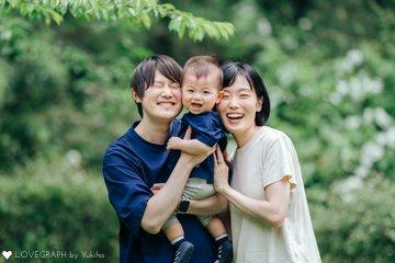 Chitose 1st birthday | 家族写真(ファミリーフォト)