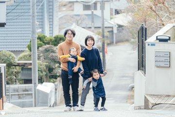 M×C   家族写真(ファミリーフォト)