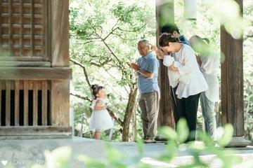 ITO ♡ お宮参り | 家族写真(ファミリーフォト)