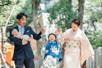 Toya × Kiho | 家族写真(ファミリーフォト)