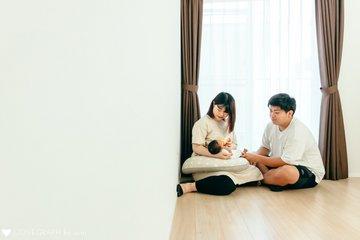 Tsuboi Family | 家族写真(ファミリーフォト)