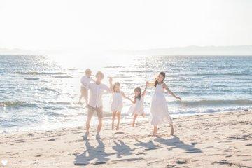 結婚7周年記念 | 家族写真(ファミリーフォト)