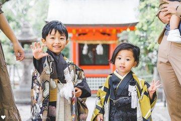 753 :: minato × kai  | 家族写真(ファミリーフォト)