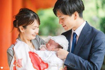 はるなお宮参り | 家族写真(ファミリーフォト)