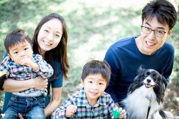 H&A family | 家族写真(ファミリーフォト)