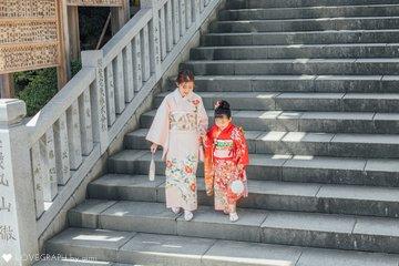 Hazuki&Futaba   家族写真(ファミリーフォト)