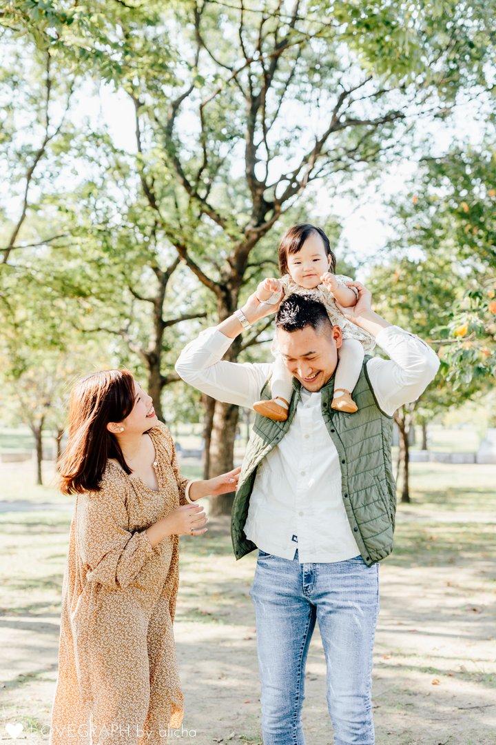 Oi Family | 家族写真(ファミリーフォト)
