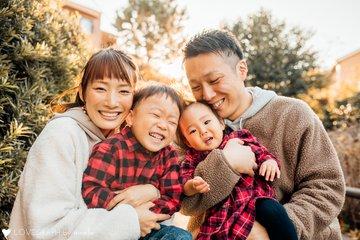 Massu family | 家族写真(ファミリーフォト)