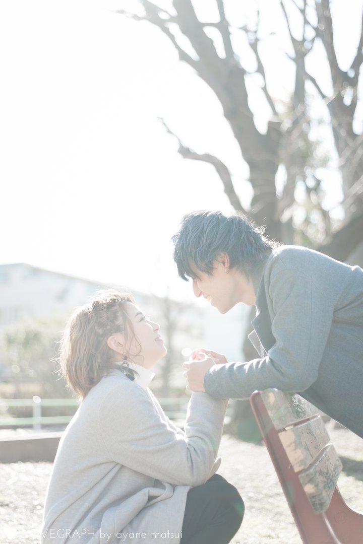 Kenta × Sayako | カップルフォト