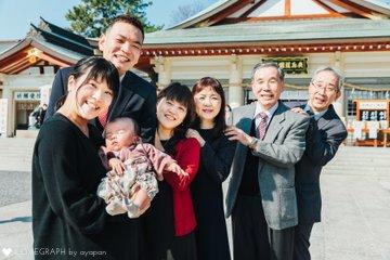 Otoki's story / omiyamairi | 家族写真(ファミリーフォト)