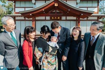 Otoki's story / omiyamairi   家族写真(ファミリーフォト)