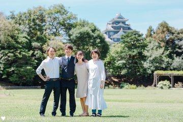 二十歳 | 家族写真(ファミリーフォト)