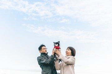 Y&A and Kotaro | 家族写真(ファミリーフォト)