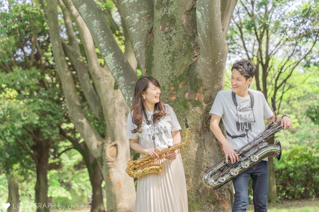 Tomoyuki × Miku | 夫婦フォト