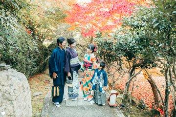 510Family 13詣り | 家族写真(ファミリーフォト)