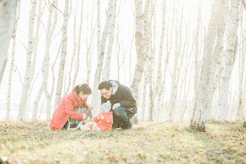 井上 Family | 家族写真(ファミリーフォト)