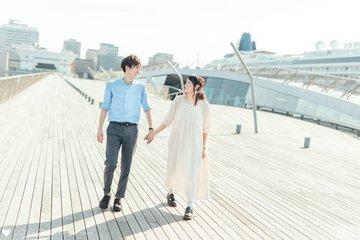 Nozomu × Mana | 夫婦フォト
