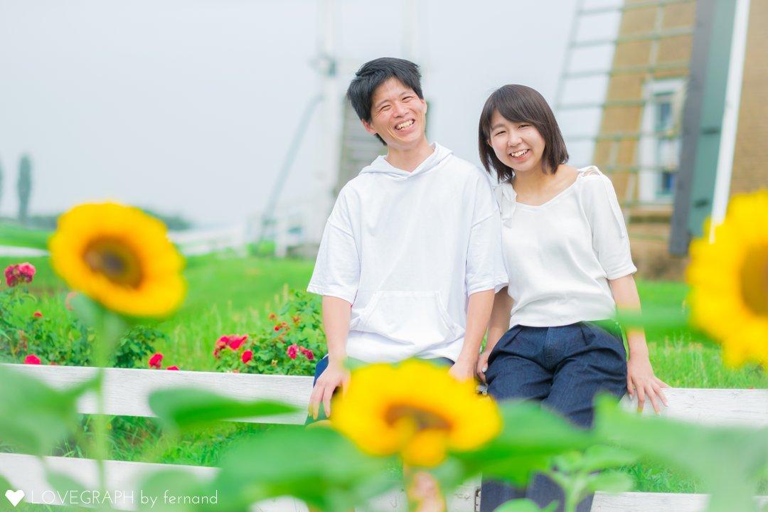 Natsuko×Takuya | カップルフォト